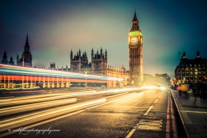 Not very original but i do love motion blur in London and i did try to give it my own post processing style.